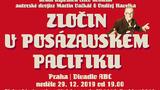 ZLOČIN V POSÁZAVSKÉM PACIFIKU - Divadlo ABC
