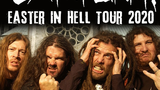 SIX FEET UNDER/EASTER IN HELL TOUR/+ support