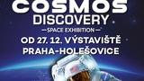 Vesmírná výprava může začít. Největší putovní výstava kosmonautiky Cosmos Discovery bude k vidění v Praze