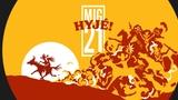 MIG 21 - Hyjé Tour 2020 3x v Praze