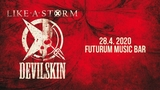 Like A Storm & Devilskin - Futurum Music Bar