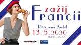 Zažij Francii na Andělu