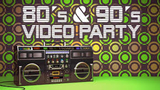 Pop 80´s & 90´s video party DJ Jirka Neumann