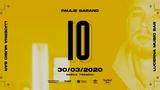 Paulie Garand: 10 v Lucerna Music Baru