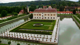 Tančírna na zámku Kratochvíle 25. července 2020