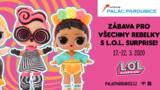 Zábava s panenkami L.O.L. Surprise! v Paláci Pardubice