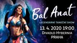 Bal Anat - legendární orientální taneční show v Praze