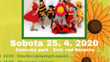 Otevírání turistické sezóny a V. Vodácký festival 25. 4. 2020