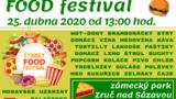 FOOD festival 25. dubna 2020