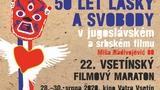 50 let lásky a svobody v jugoslávském filmu - Vsetínský filmový maraton