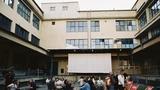 Letní kino na Pragovce - FAMU v kině 01