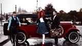 Nespoutaná elektroswingová kapela Mydy Rabycad chystá nové album