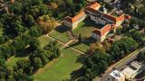 Zámek Hořovice – exilová rezidence hessenského kurfiřta