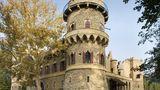 Janův hrad v Lednicko-valtickém areálu