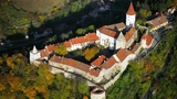 Výlet na Hrad Křivoklát, jeden z nejstarších a nejvýznamnějších hradů českých králů