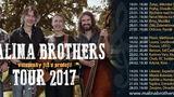 Bluegrassový kvartet Malina Brodhers zahajují na turné po ČR
