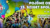 25 let Szigetu aneb  25 důvodů proč vyrazit na největší festival léta 2017