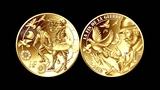 První mince z certifikovaného zlata na světě!
