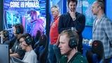 """Dell Intel Gaming Zone v showroomu Alza.cz v pražských Hájích byla pokřtěna během finálového turnaje týmů dvojic rodičů a dětí v rámci kampaně """"Probuď v sobě hráče"""""""