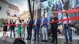 Palác Jalta byl slavnostně otevřený pro veřejnost