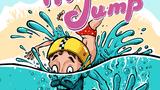 Skokan chtěl skočit z Vyšehradu do vody. Pomohl mu flyboard