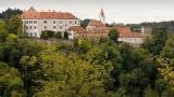 Hrad Bítov - jeden z nejstarších a nejromantičtějších hradů v České republice