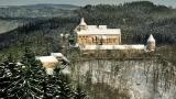 Hrad Pernštejn - hrad jako z pohádky