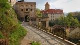Hrad Veveří -  jeden z nejrozsáhlejších hradních areálů v České republice
