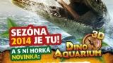 Nová sezóna v Dinoparku Vyškov začíná!