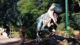 DinoBike – unikátní výprava nad hlavami dinosaurů