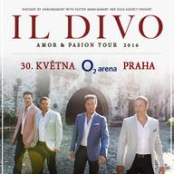 IL DIVO -  Amor & Pasion Tour 2016 v O2 areně