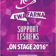 Nebe - Ewa Farna a Support Lesbiens v Hodoníně