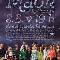 Maok a LaiSonore v kostele U Salvátora