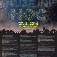 Valašské Meziříčí ožije na mnoha místech Muzejní nocí a vybízí k nočnímu putování