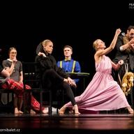 Metafory dance - PONEC - divadlo pro tanec