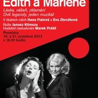 Edith a Marlene - Divadlo Jiřího Myrona