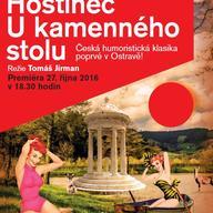 Hostinec U kamenného stolu  - Divadlo Jiřího Myrona