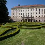 Pohádka O Jezerní královně a vodníku Tutínkovi v Arcibiskupském zámku v Kroměříži