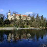Vánoční jarmark na zámku Žleby