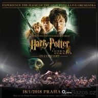 Návrat Harryho Pottera v rámci filmového koncertního turné s dílem Harry Potter a tajemná komnata