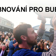 Bubnování pro Bubny - letos opět  16. října