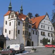 Čekání na prázdniny na státním zámku v Benešově nad Ploučnicí