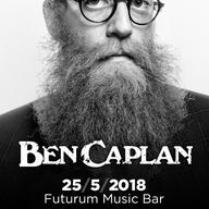 Ben Caplan s novou kapelou v květnu dorazí do Futurum Music Baru