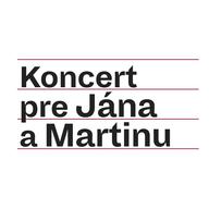 Košický Koncert pre Jána a Martinu