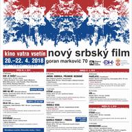 Vsetínský filmový maraton - srbský film