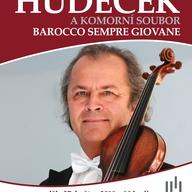 Václav Hudeček a komorní soubor Barocoo Sempre Giovani