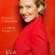 Eva Kleinová zazpívá v Komorní Fidlovačce, výtěžek koncertu pomůže hudebnímu rozvoji dětí