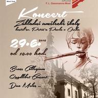 Koncert Základní umělecké školy F.L. Gassmanna Most