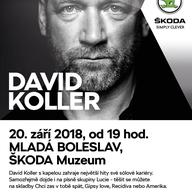 DAVID KOLLER BAND