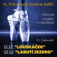 St. Petersburg Festival Ballet v Praze